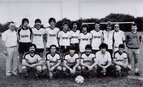 Equipe A - Saison 1984/1985