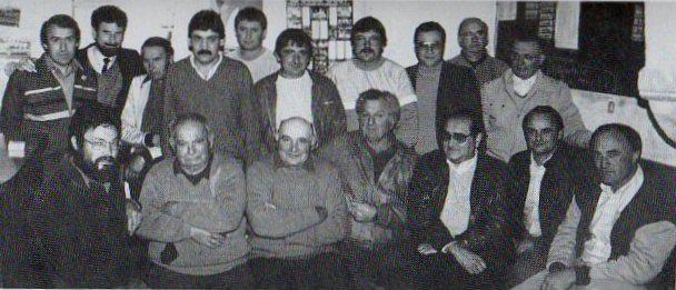 Dirigeants - Saison 1985/1986