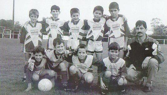 Poussins - Saison 1998/1999