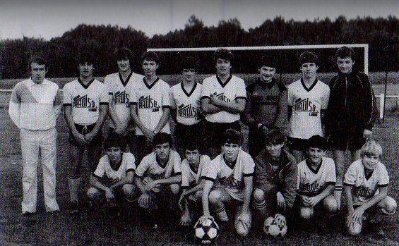 Cadets - Saison 1984/1985