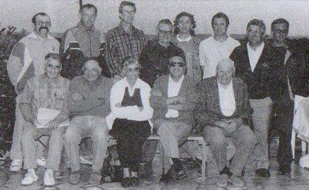 Dirigeants - Saison 1992/1993