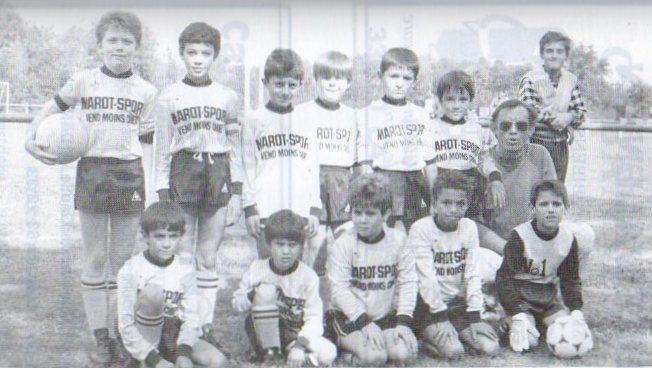 Poussins - Saison 1986/1987