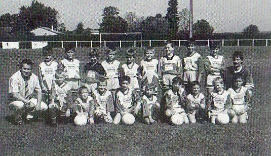 Poussins - Saison 1997/1998