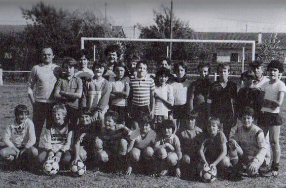 Minimes - Saison 1984/1985