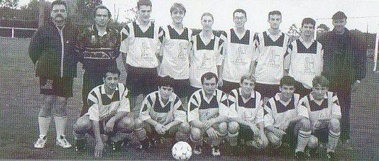Equipe A2 - Saison 1998/1999