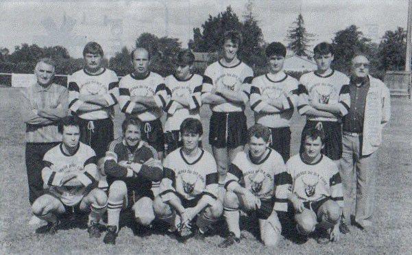 Equipe C - Saison 1991/1992