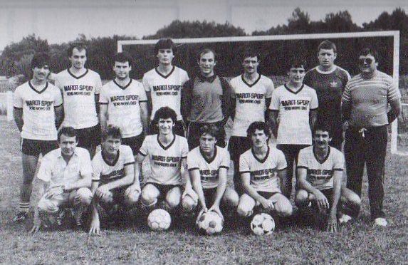 Equipe B - Saison 1984/1985