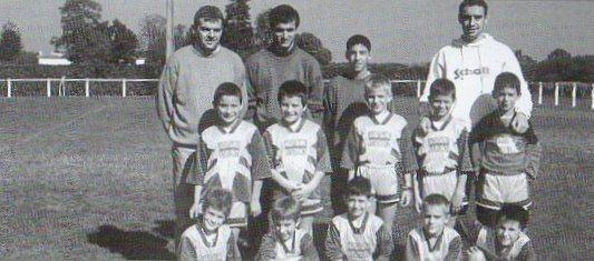 Poussins - Saison 1999/2000
