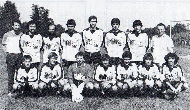 Equipe A - Saison 1983/1984