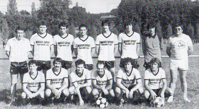 Equipe B - Saison 1983/1984