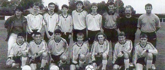 Moins de 18 ans - Saison 1999/2000