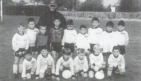 Débutants - Saison 1998/1999