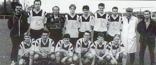 Equipe A - Saison 1998/1999