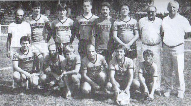 Equipe E - Saison 1986/1987