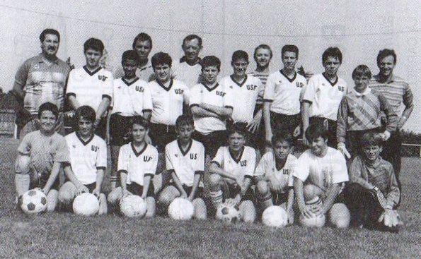 Minimes - Saison 1992/1993