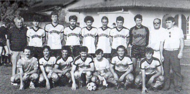 Equipe A - Saison 1986/1987