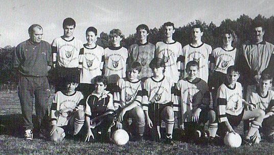 Moins de 15 ans - Saison 1997/1998