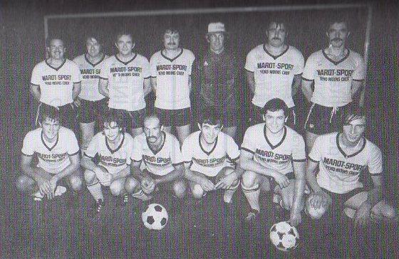 Equipe  - Saison 1984/1985