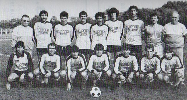 Equipe A - Saison 1985/1986