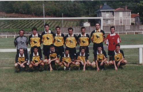 Equipe A - Saison 2003/2004