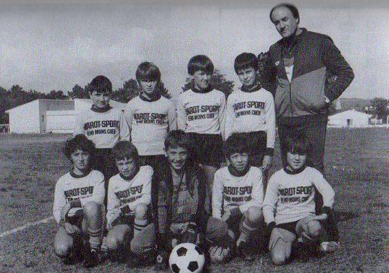Pupilles - Saison 1984/1985
