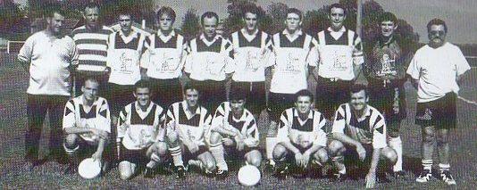 Equipe A2 - Saison 1999/2000