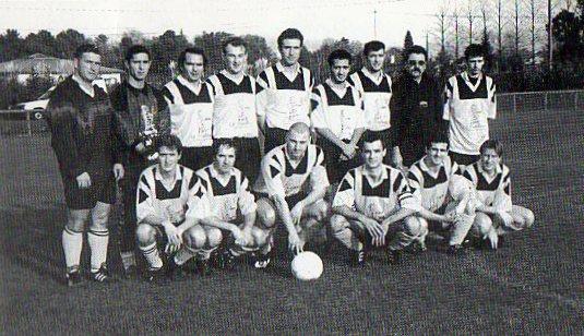Equipe A - Saison 1997/1998