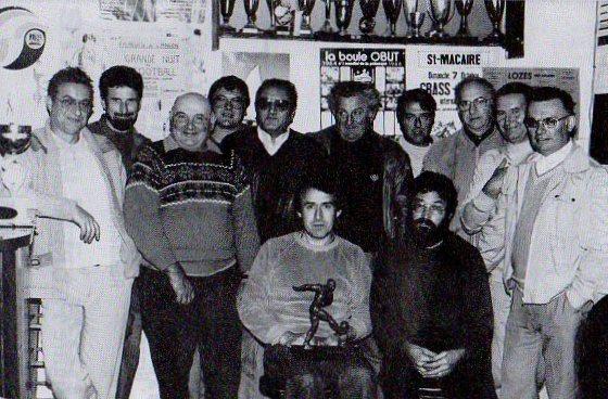 Dirigeants - Saison 1984/1985