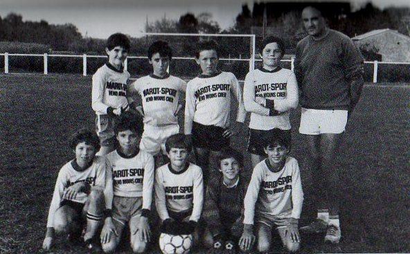 Pupilles - Saison 1985/1986