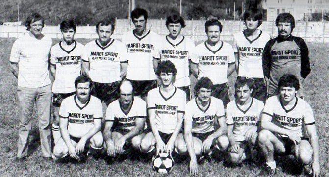 Equipe  - Saison 1983/1984