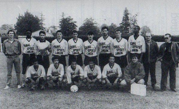 Equipe A -  - Saison 1991/1992