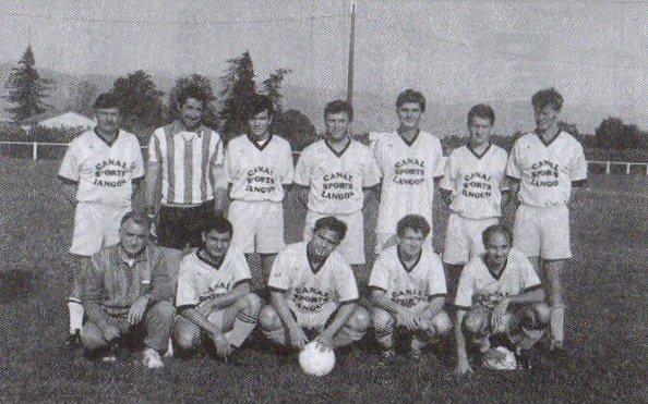 Equipe C - Saison 1992/1993