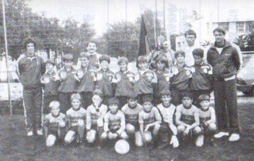 Challenge - Saison 1985/1986