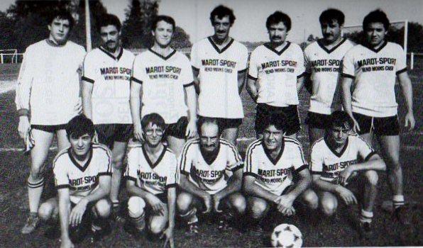 Equipe C - Saison 1985/1986