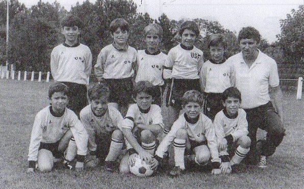 Poussins - Saison 1992/1993