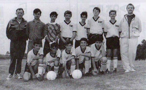 Cadets - Saison 1992/1993