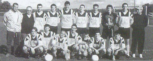 Equipe A - Saison 1999/2000
