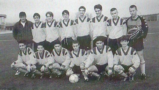 Moins de 17 ans - Saison 1997/1998