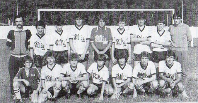 Cadets - Saison 1983/1984