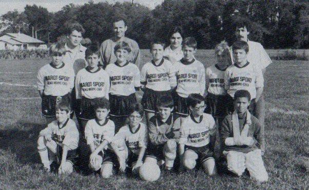 Pupilles - Saison 1991/1992