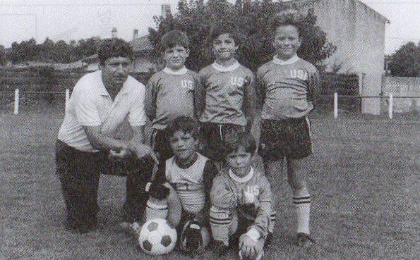 Débutants - Saison 1992/1993