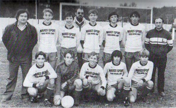 Cadets - Saison 1985/1986
