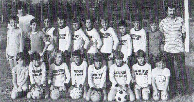 Pupilles - Saison 1983/1984