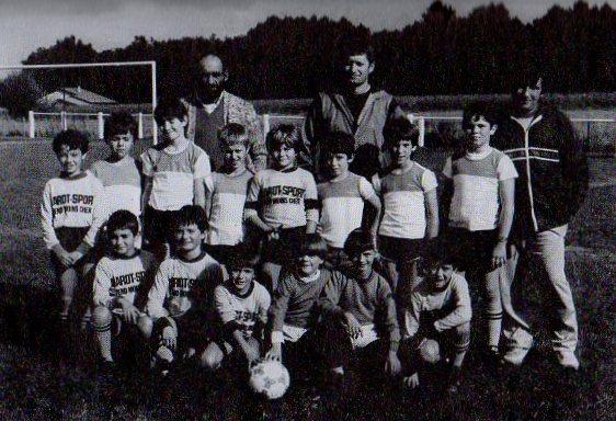 Poussins - Saison 1984/1985