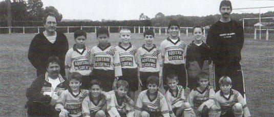 Benjamins - Saison 1999/2000