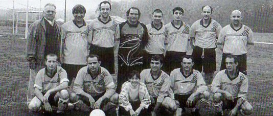 Equipe B - Saison 1999/2000