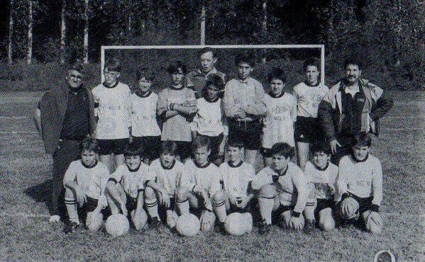 Minimes - Saison 1991/1992
