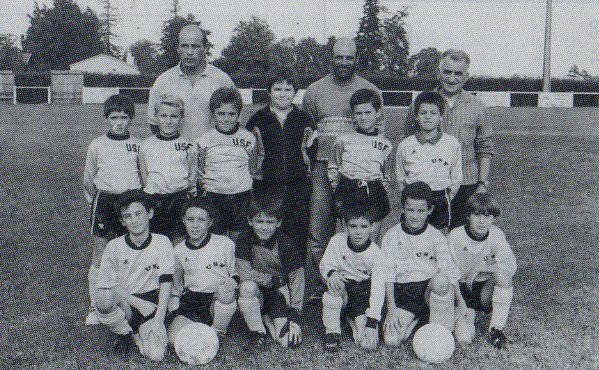Poussins - Saison 1991/1992