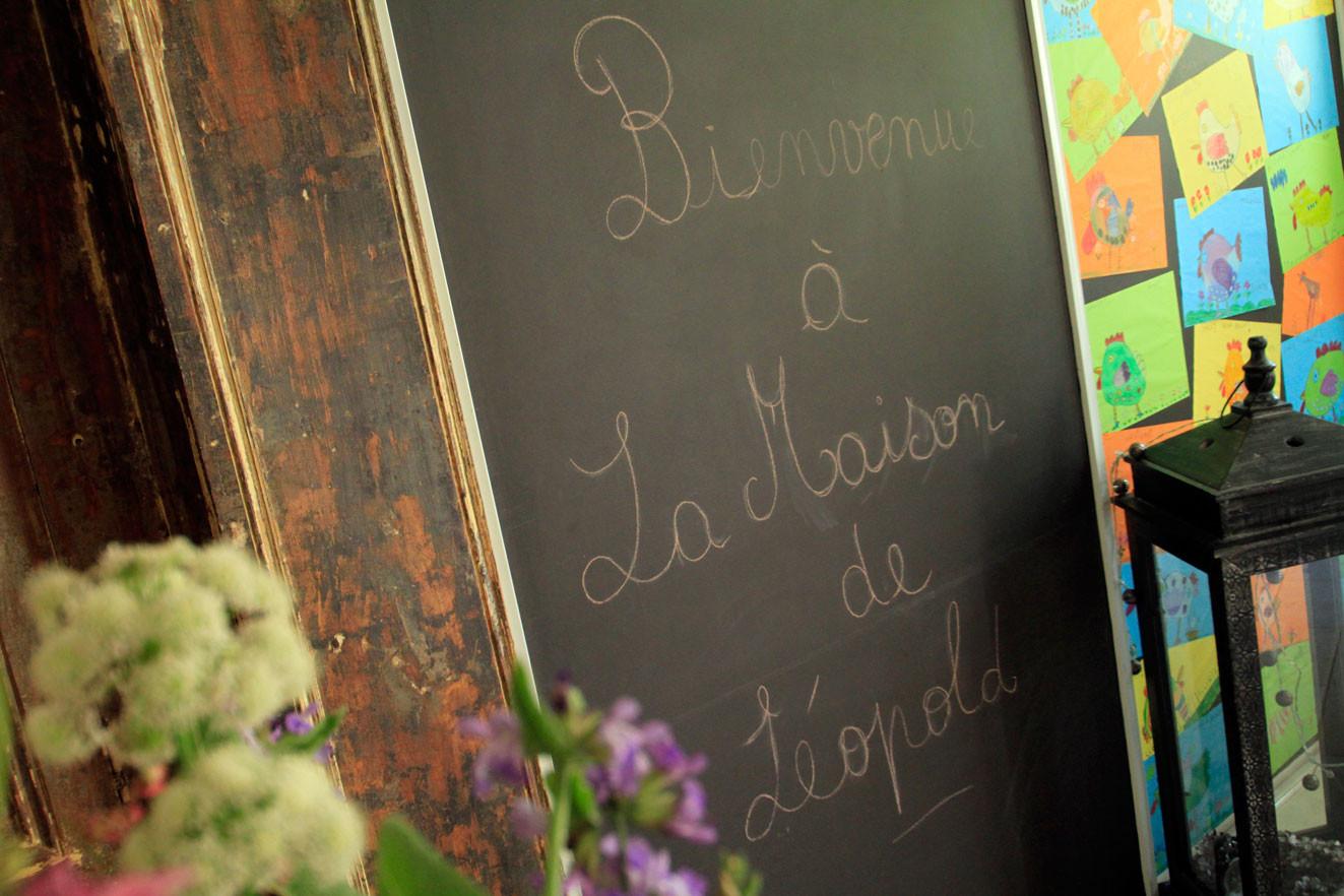 La maison de Leopold, un accueil chaleureux et authentique