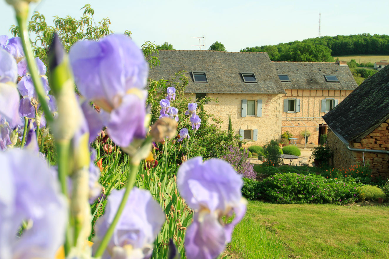 La maison de Leopold à la campagne et au calme